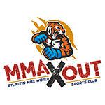 Tiger Logo MMAXOUT - NITIN PANDIT